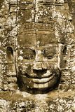 Bayon face Royalty Free Stock Photo