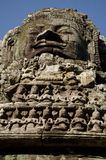 Bayon Face, Cambodia Royalty Free Stock Photography