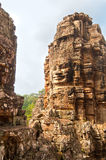 Bayon face Royalty Free Stock Photography