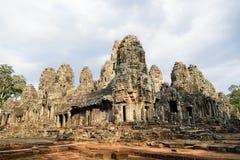 Bayon Kambodża Zdjęcia Stock