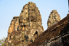 The Bayon Stock Image