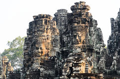 The Bayon Royalty Free Stock Photography