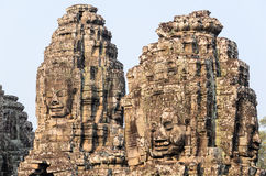 The Bayon Stock Photo