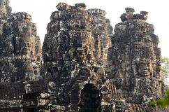 The Bayon Royalty Free Stock Photos