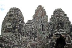 Bayon ruins Royalty Free Stock Images