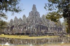 Bayon Tempel Lizenzfreies Stockbild