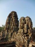 Bayon-Tempel Lizenzfreies Stockfoto