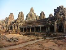 Bayon-Tempel Stockbild