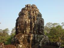 Bayon-Tempel Lizenzfreie Stockbilder