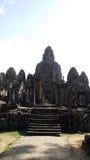 Bayon-Tempel in Siem Reap Kambodscha Lizenzfreie Stockbilder