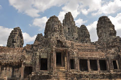 Bayon Temple Royalty Free Stock Image
