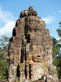 Bayon temple, Angkor. Stock Images