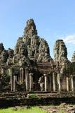 Bayon temple, Angkor,  Cambodia Stock Images