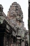 Bayon temple in Angkor Royalty Free Stock Photos