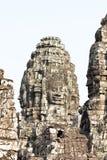 Bayon Temple, Angkor Thom Royalty Free Stock Photos