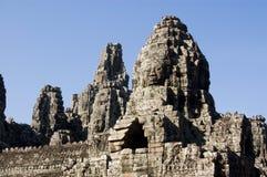 Bayon Temple, Angkor Thom, Cambodia Stock Images