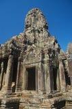 Bayon Temple Angkor Thom Stock Photo