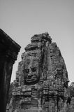 Bayon Temple Angkor Thom Stock Image