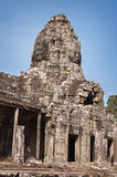 Bayon Temple, Angkor Thom. Cambodia Royalty Free Stock Photography