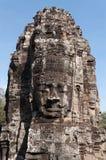 Bayon Temple, Angkor Thom. Cambodia Stock Image