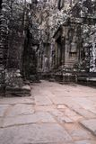 Bayon Temple, Angkor Wat Stock Images