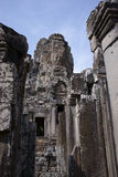 Bayon temple, Angkor wat, Cambodia Royalty Free Stock Images