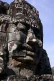 Bayon temple, Angkor wat, Cambodia Royalty Free Stock Photography