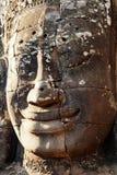 Bayon Temple in Angkor Wat, Cambodia Stock Images