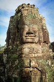 Bayon Temple in Angkor Wat, Cambodia Royalty Free Stock Photography