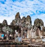 Bayon Temple(Angkor Wat) Royalty Free Stock Image