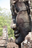 Bayon temple Cambodia Royalty Free Stock Image