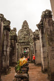 Bayon Temple, Cambodia Stock Photography