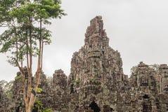 Bayon Temple, Cambodia Stock Photography