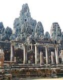 Bayon in Angkor, Cambodia Royalty Free Stock Photography