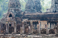 Bayon in Angkor, Cambodia Royalty Free Stock Photography