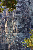 Bayon Stock Photo