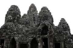 The bayon temple Royalty Free Stock Image