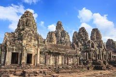 Bayon Temple - Angkor Wat - Siem Reap - Cambodia Stock Image