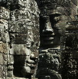 Bayon Wat View,SiemRiep,Cambodia Royalty Free Stock Image