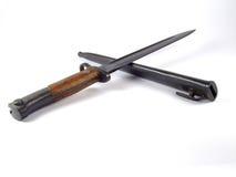 Bayonet royalty free stock images