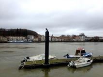 Bayonne, Aquitaine, Γαλλία Στοκ φωτογραφία με δικαίωμα ελεύθερης χρήσης