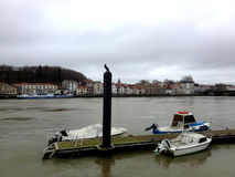 Bayonne, Aquitaine, France Royalty Free Stock Photography