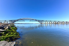 Bayonne-Brücke Stockfotografie