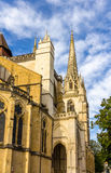 Bayonne Cathedral Sainte-Marie - France Stock Image