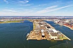 Free Bayonne Dry Dock And Repair Royalty Free Stock Image - 70649366