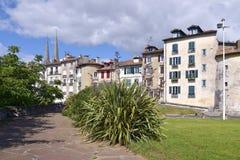 Bayonne in Frankreich Stockfotografie