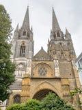 Bayonne-Kathedrale Stockfotografie