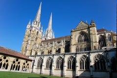 bayonne kyrka Royaltyfri Fotografi
