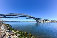 Bayonne most Zdjęcia Stock
