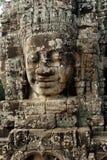 Bayons Angor-Wat-Cambodia fotografia de stock royalty free